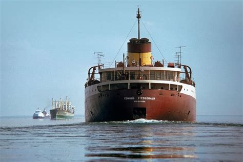 Sinking Of The Ss Edmund Fitzgerald by Photos The Edmund Fitzgerald Remembered 40 Years After