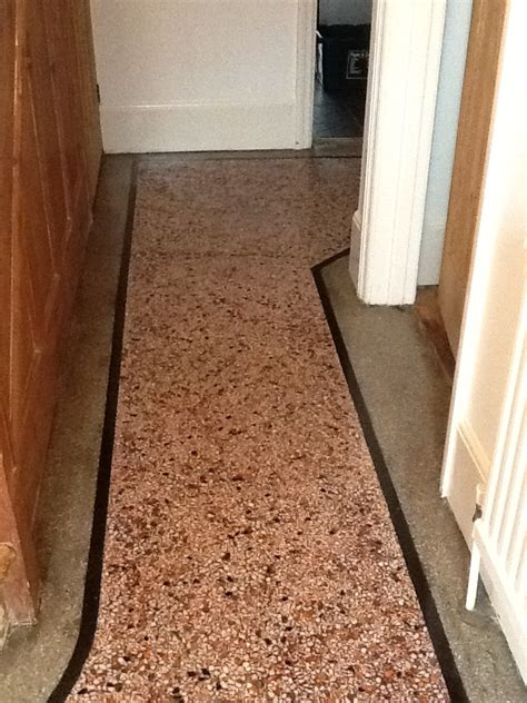 terrazzo tiles cleaning and polishing tips for