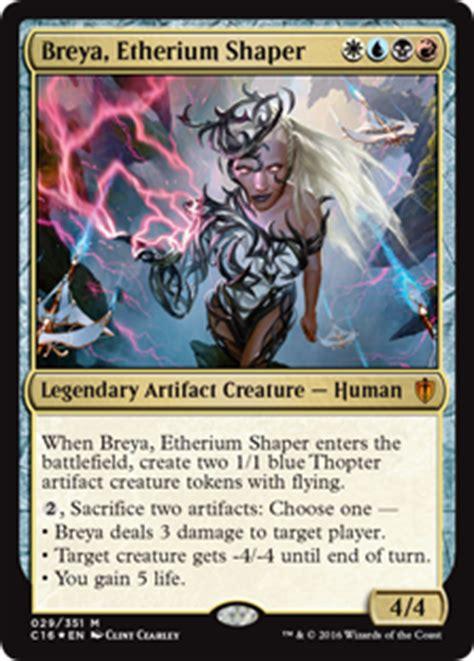 breya etherium shaper commander 2016 gatherer magic
