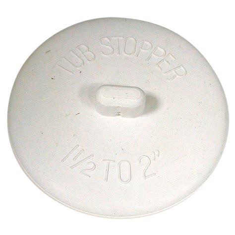 home depot bathtub stopper danco 1 1 2 in 2 in universal tub stopper 80783 the