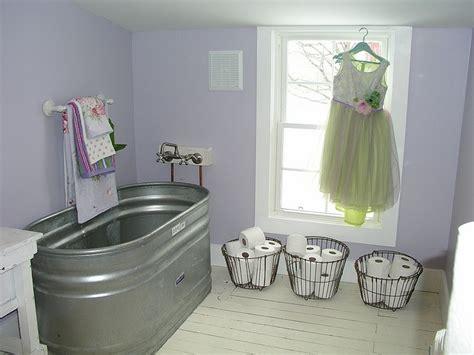 galvanized water trough bathtub bathroom water trough bath tub the home