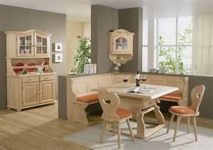 Eckbank Mit Tisch Und Stühle : laura essgruppe i eckbank mit tisch und 2 st hle fichte massiv landhausstil ~ Markanthonyermac.com Haus und Dekorationen