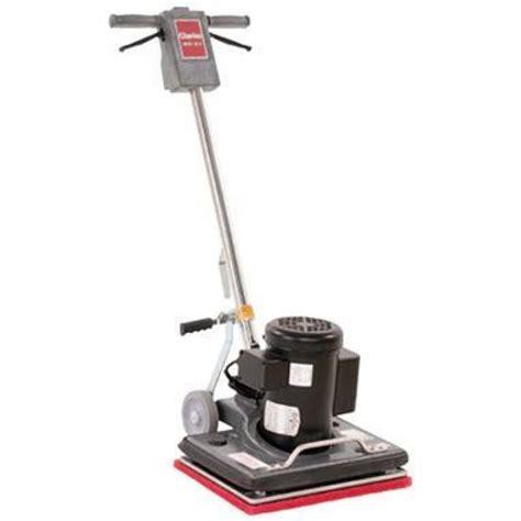 clarke 174 low speed floor scrubbing machine