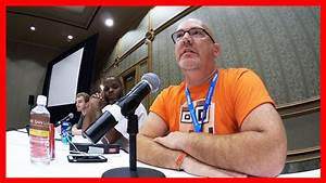 TheGameCon Day 2, Panel Discussions, Tree Carvings Tour ...