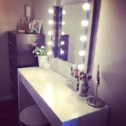 ikea malm vanity mirror lights and stool also from ikea make vanity mirror with lights ikea in