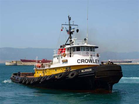 Warrior Boats Jobs by Crowley Tug And Barge Crowley Fuel Ak Pnw Commercial