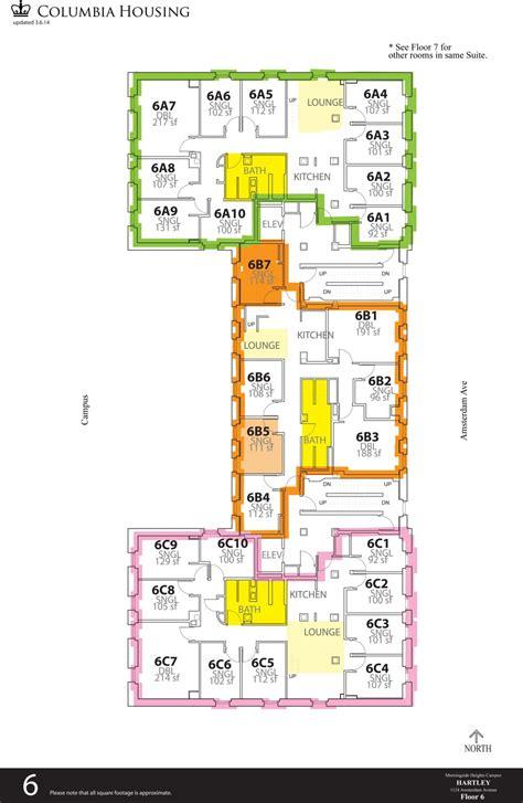 100 cmu housing floor plans graduate apartments