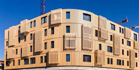 nexity devient le premier op 233 rateurs de bureaux en bois de la maison bois par maisons