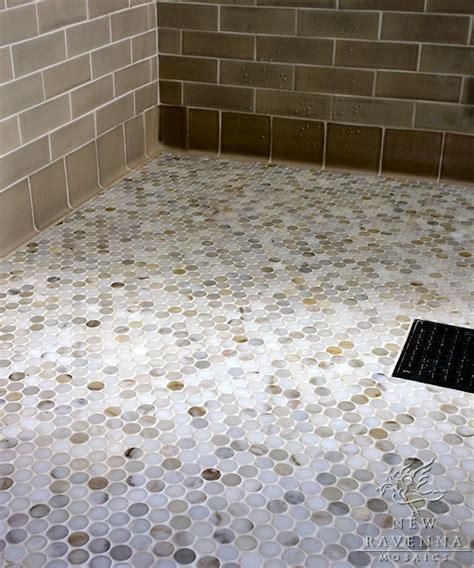 11 Mosaic Tile Floors Shining W Vintage Style — Designed