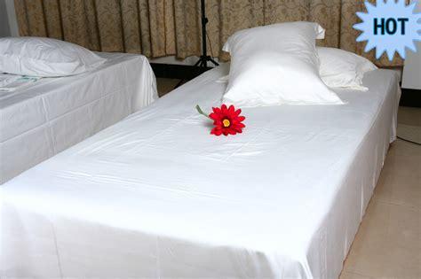 Hospital Bed White Sheets Medical Bed Linen Bed Sheets