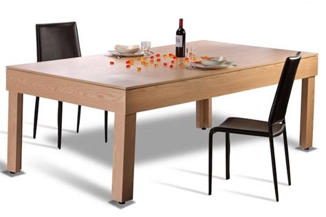un billard table 224 manger