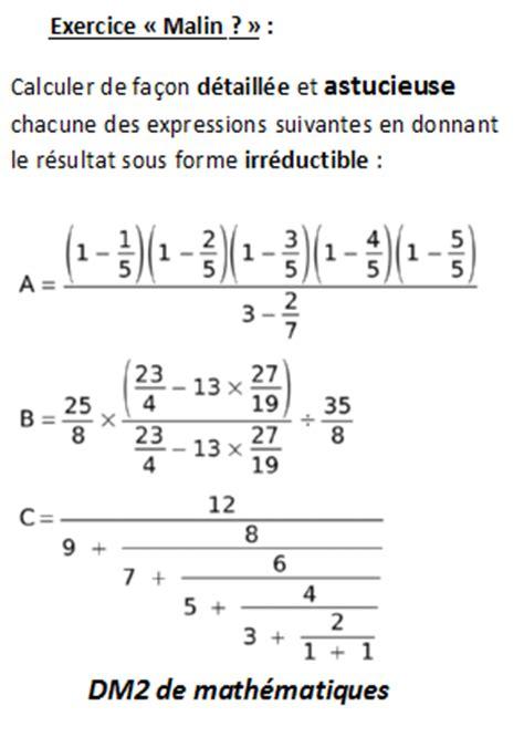 dm de maths 4eme forum de maths 572956