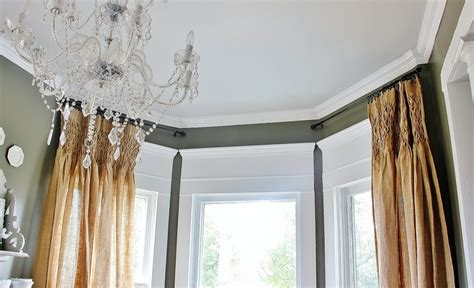 What About That Space Over The Window? Mustard Yellow Velvet Curtains Uk Mr And Blinds Kirsch Curtain Rod Replacement Parts Blue Lace With Attached Valance Manufacturers In Delhi Sailcloth Shower Curved For Stall Sage Green Bedroom