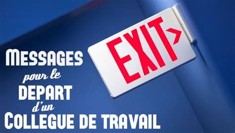 carte de voeux depart collegue