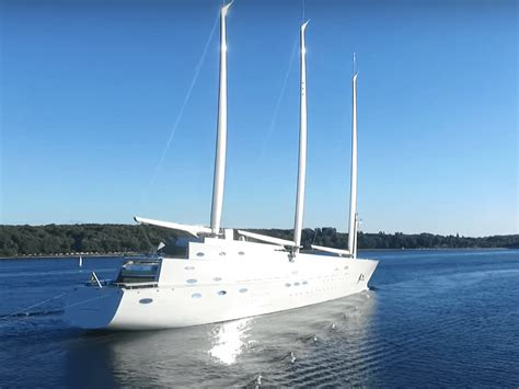 Sailing Boat A Price by Superyacht Sunday 400 Million Sailing Yacht A 6 Cool