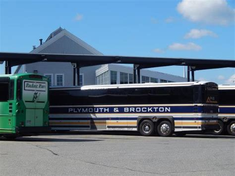 Cape Cod Bus Information Buses From Boston, Providence