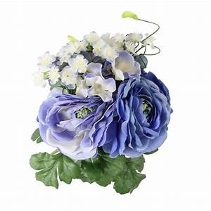 Ranunculus and Hydrangea Bundle! Bridal Artificial Fake ...