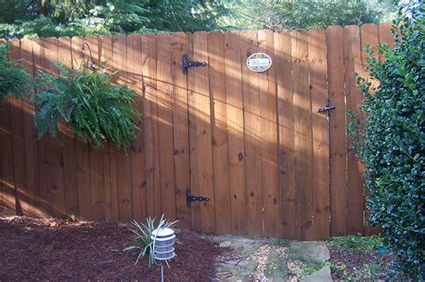fence photo gallery the wood restoration company