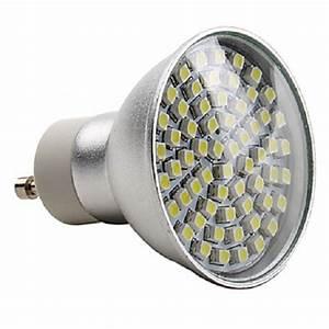 Led Spot Gu10 : led gu10 3 watt energy saving spotlight bulb natural white light ~ Markanthonyermac.com Haus und Dekorationen