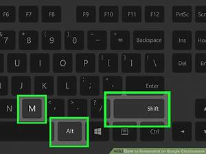 How to Screenshot on Google Chromebook: 7 Steps (with ...