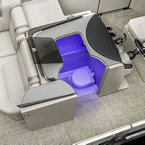 Center Console Boats With Porta Potty by Pontoon Boats With Bathroom Www Pixshark Images