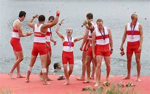 London 2012 rowing: Canada's men's eight win silver ...