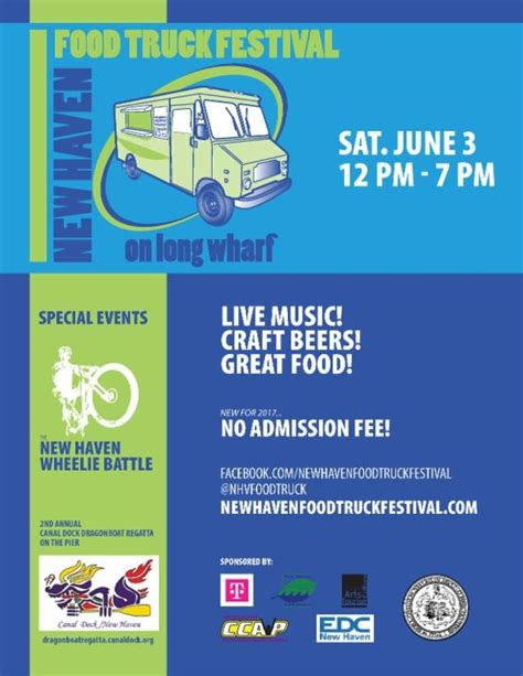 Dragon Boat Food Truck by Robbins List New Haven Events Fundraisers Deals