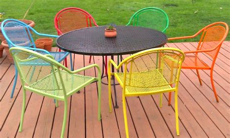 Paint For Wrought Iron Garden Furniture 10 new ways to think about wrought iron for the garden or