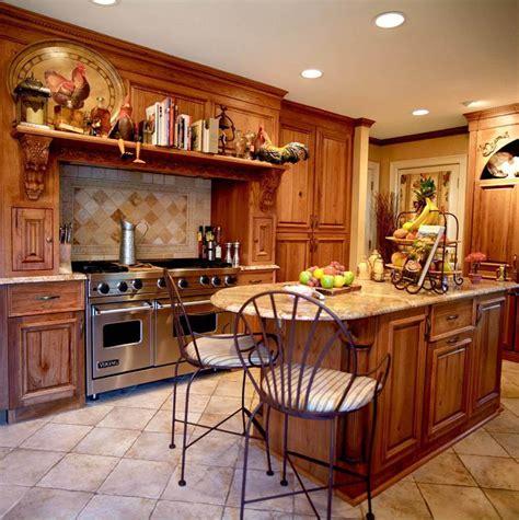 jak urządzić kuchnię w stylu rustykalnym interio