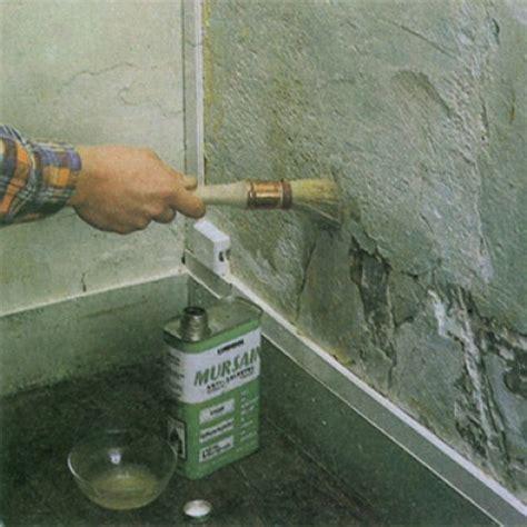 murs humides les traitements syst 232 me d maisonbrico