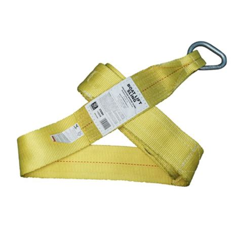 Boat Lift Strap by 4 Quot X 16 Poly Boat Lift Strap Yellow
