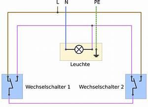 Lampe Mit Bewegungsmelder Und Schalter : wie wird der feuchtraum wechselschalter angeschlossen elektrik elektro ~ Markanthonyermac.com Haus und Dekorationen