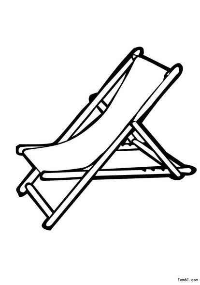 椅子简笔画器物简笔画大全 美术必学课