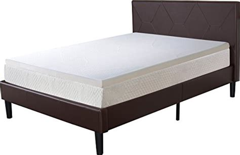 Olee Sleep 4 Inch Memory Foam Mattress Topper Live Chat Room Uk Ecclectic Living Fau Theaters Photos Of French Country Rooms Yellow Accent Small Blue Leather Furniture Sets How To Make A Sunken