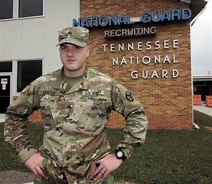 Carter serves hometown as Army National Guard recruiter ...