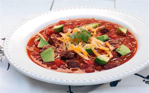 crock pot chili con carne s healthy eats