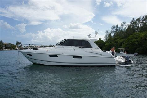 Used Boats For Sale Pompano Beach Florida by 2011 Used Cruisers Yachts 48 Cantius Express Cruiser Boat