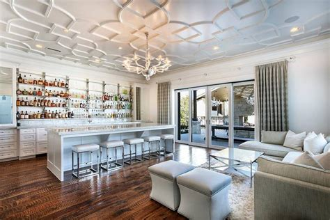 Living Room Wet Bar With Geometric Overlay Panel Ceiling Gothic Revival Home Standard Kitchen Faucet Depot Sink Faucets Spiral Staircase Floor Plan And Decor Tempe Arizona Craftsman Plans With Pictures Leaky Moen Dimensions