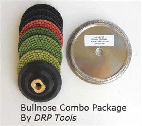 shop bullnose blade