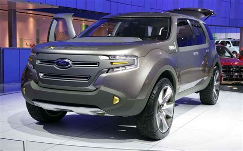 2020 Ford Explorer Concept Redesign, Release Date Car