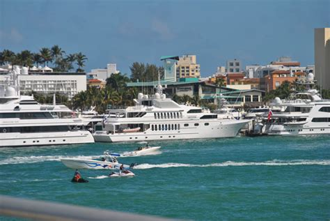 Boats And Harbors Online by Boat Miami Harbor 4 Free Stock Photo Public Domain