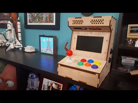 raspberry pi retro arcade using retropie with no