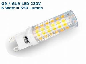 Leuchtmittel Led G9 : led leuchtmittel g9 ~ Markanthonyermac.com Haus und Dekorationen