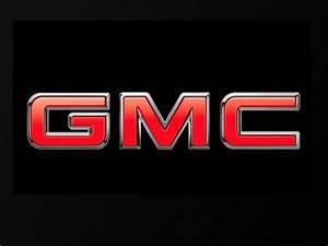 GMC Logo Black - Car Logo