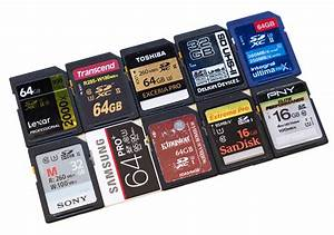 Top 10 Best SD Memory Cards Tested 2016