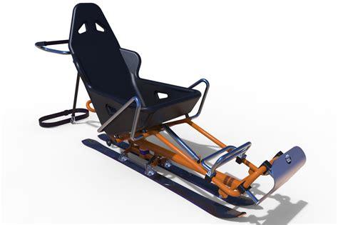 biski fauteuil de ski joelette and co fauteuil de ski