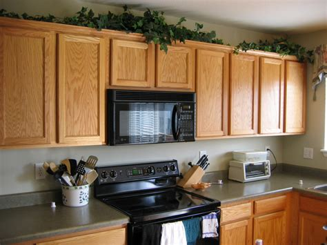 Above Kitchen Cabinet Decorations Pictures by Tips Decorating Above Kitchen Cabinets My Kitchen