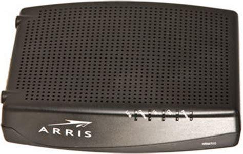 arris modem lights meaning arris motorola wbm760