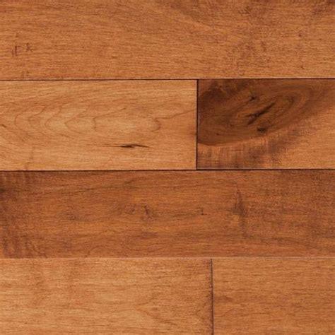 hardwood floors lauzon wood floors essentials maple 3 1 4 in maple gingerbread