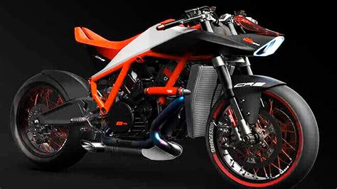 New Sport Bike Ktm Cr8